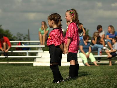 2009 (Fall) Knights U6 Soccer