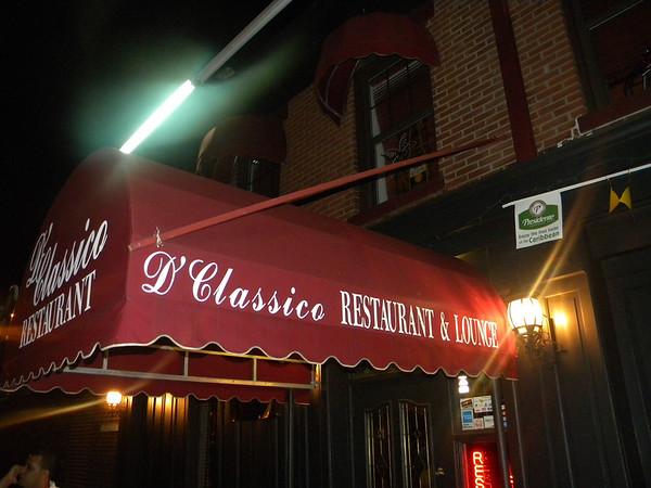 D'Classico 6/25/2009