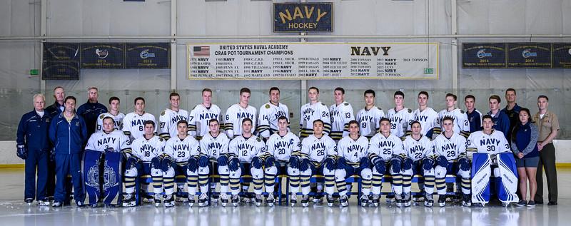 NAVY Men's Ice Hockey 2019-2020