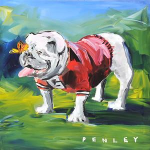 Individual Penley Art Co Coasters