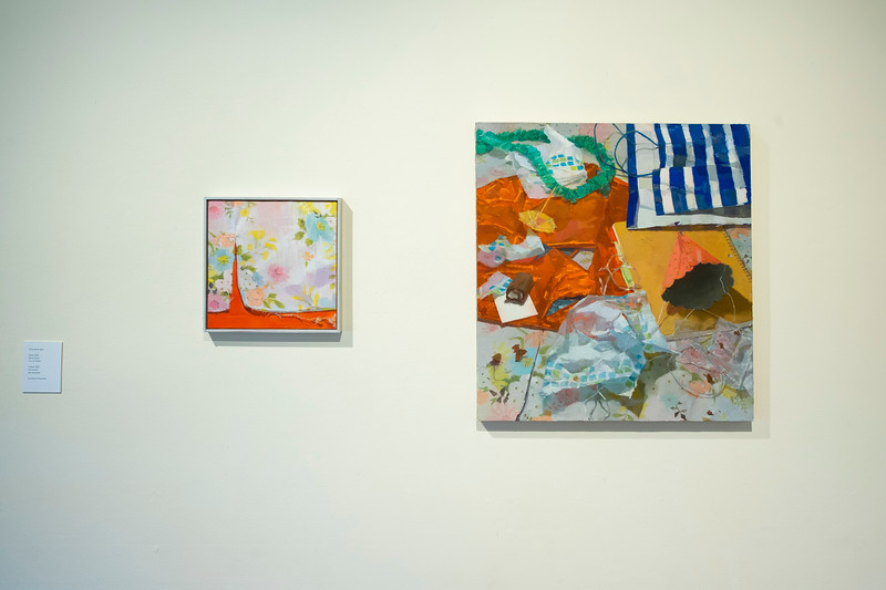 Erin Raedeke; Installation View
