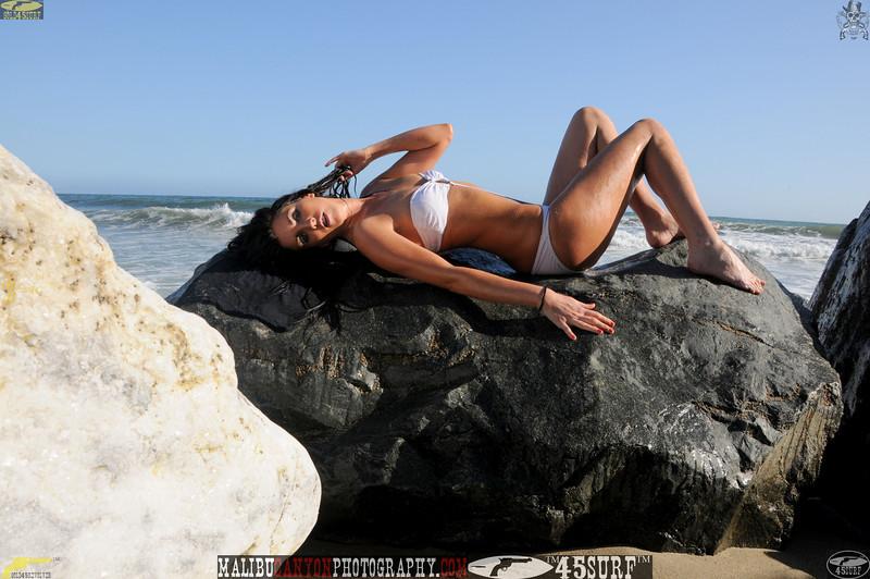 beautiful woman sunset beach swimsuit model 45surf 872.234.23