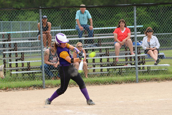 Softball District Championship vs. Hackett - 6/4/16