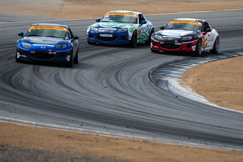The ST class battle gets tight at Turn 5.