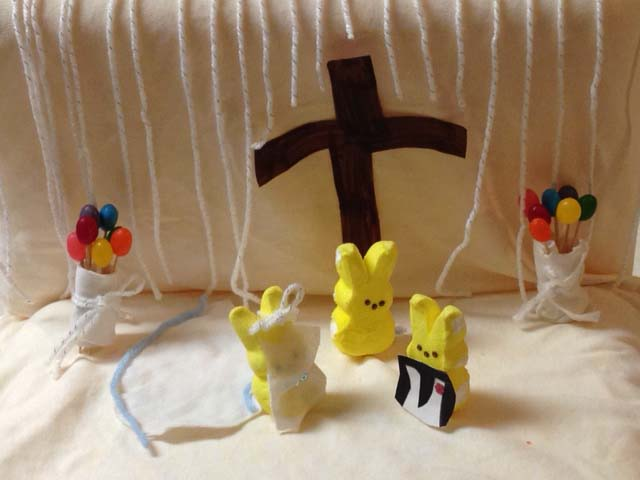 ". ""Peep Wedding\"""