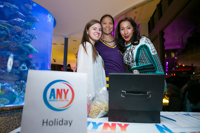 New York Needs You Holiday Party 2014