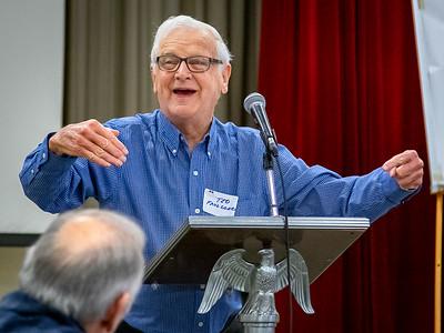 Central Mens Breakfast 2 8 2020 Ted Falconer