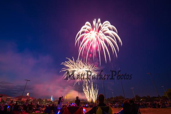 2019-7-3 Portsmouth Annual Fireworks Celebration
