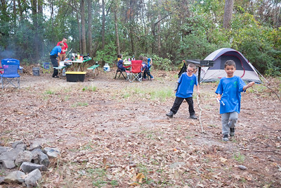 Scout Camp Out
