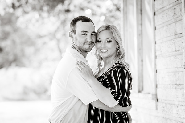 Megan + Garron - engagements