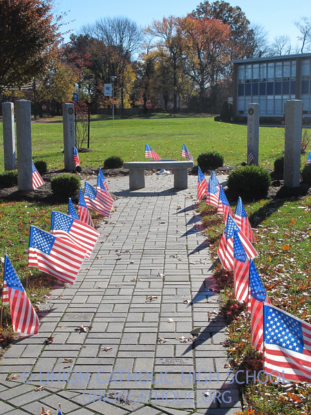 Veteran's Day Ceremony 2016