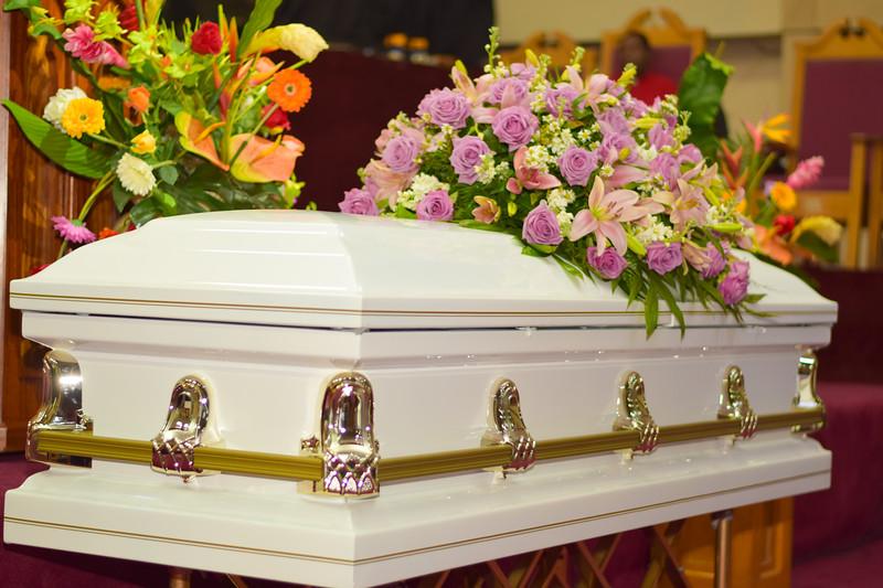 Derek Woodside grammy funeral