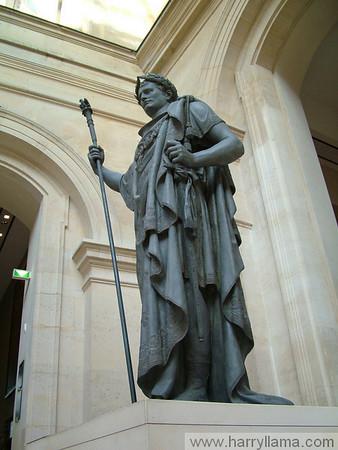 Paris 2005: Louvre & Cluny