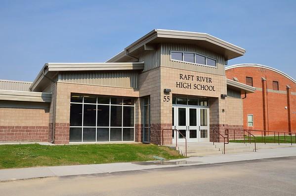 Raft River High School