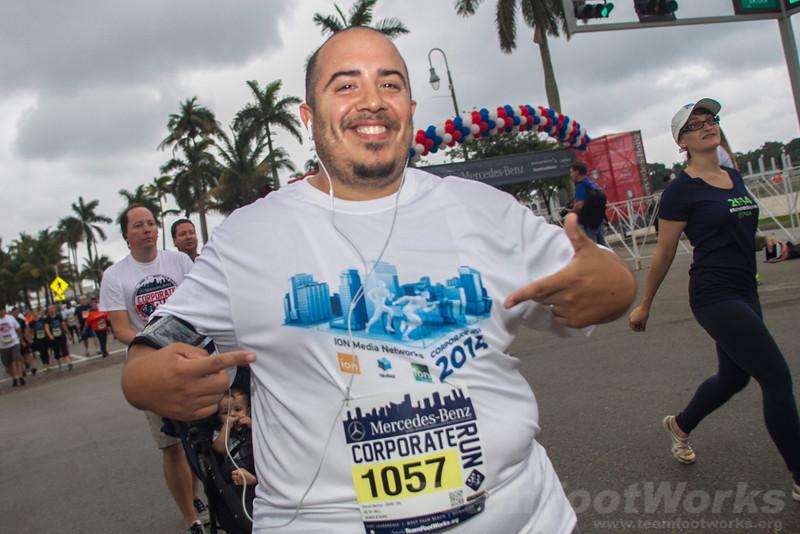 West Palm Beach Corporate Run