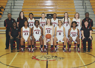 BHS Girls Basketball 2009-2010 Team Pictures