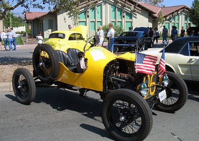 Taste of Morgan Hill Auto Show