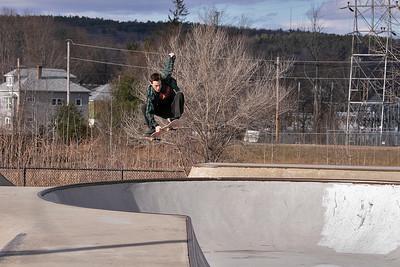 Skateboarding, Jan. 15, 2020