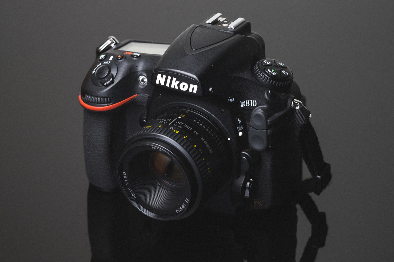 Nikon D810 Fastest Memory Card