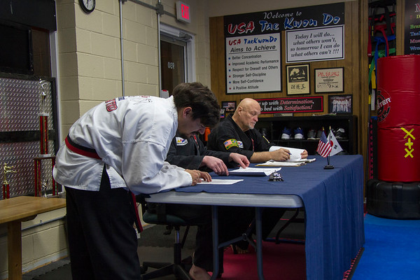USA Taekwondo MMA