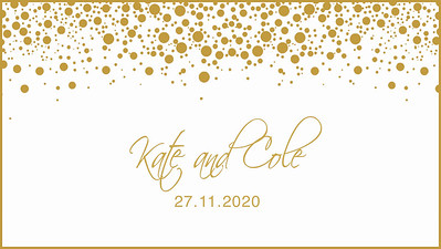 27.11 Kate and Coles wedding