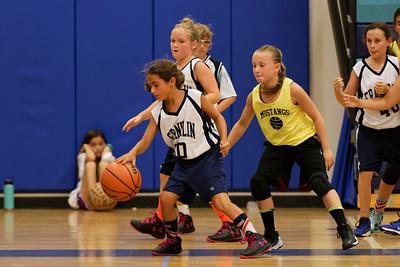 2016-07-19 - Summer Basketball - Franklin vs. Mustangs
