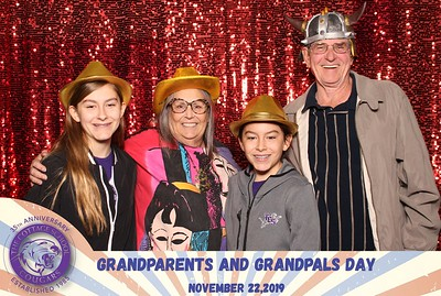 The Cottage School Grandparents Day (11.22.19)