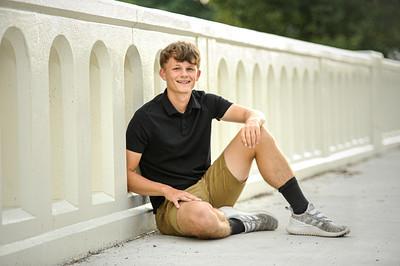 Senior Portrait - Eli Lemley 2021