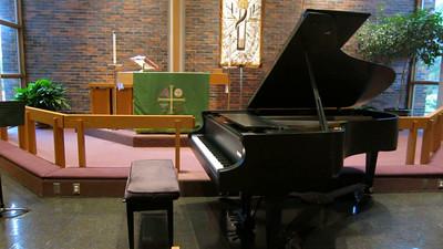 Sam's First Piano Recital 101516