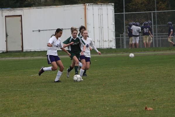 2009-10-19 IHS Girls C Soccer vs Skyline