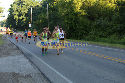 10K at 0.5 Mile mark - 2013 Kayla O'Mara Memorial Road Race