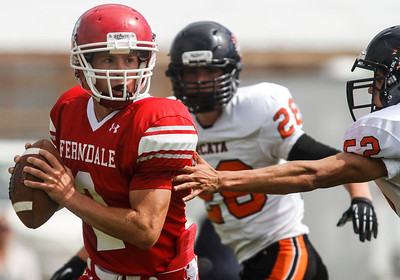 Football: Ferndale takes on Arcata