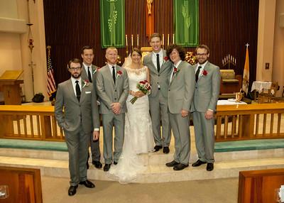 Angela & Josiah Wedding