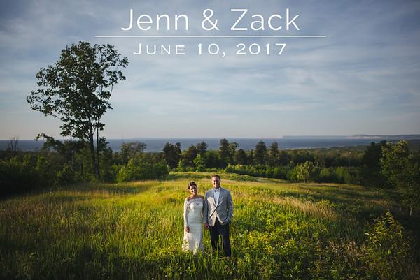 Jenn & Zack
