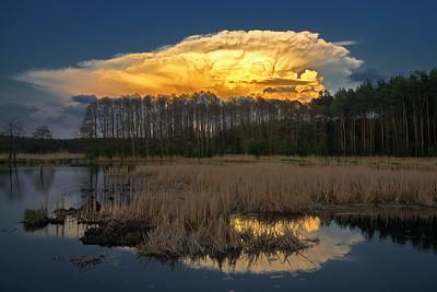 Krajobraz - Fotografia Przyrodnicza- Paweł Pawlak