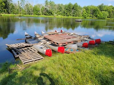 Summer Camp at Ockanickon 2021