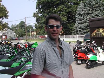 Day 14 Ottawa, ONT - Newport, RI