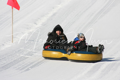 WinterKids Snow Tubing Fun