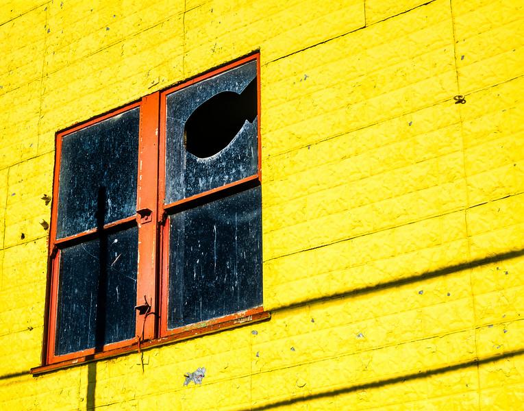 Window, Cedarville, California, 1995