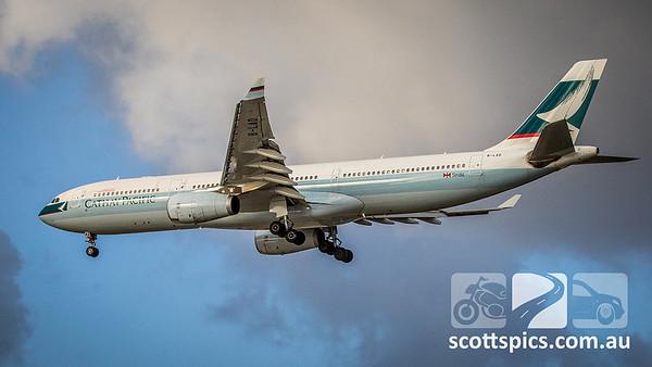 Plane Spotting 12DEC15