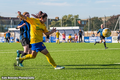 Lancing Ladies 5-0 Worthing Ladies (£2 Single Downloads. Prints from £3.50)