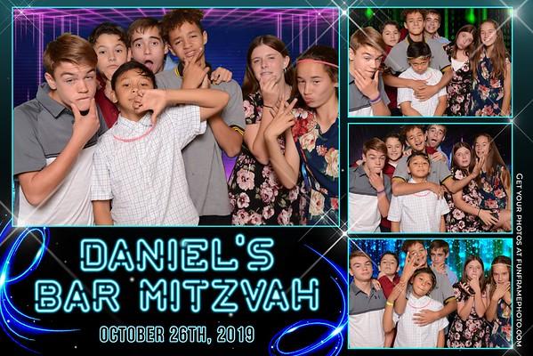 Daniel's Bar Mitzvah