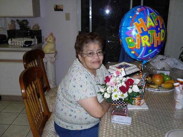 2009 02 28 - Mom's Birthday