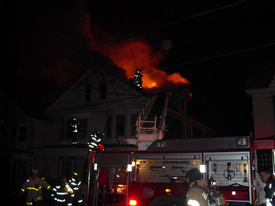 SHENANDOAH HEIGHTS - WEST MAHANOY TOWNSHIP HOUSE FIRE 1-19-2010 PICTURES AND VIDEO BY JEFF MILLER