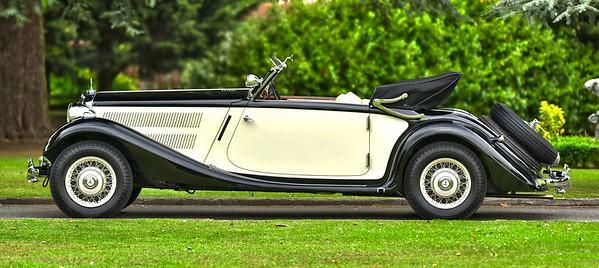 1939 Mercedes 320 Cabriolet A  435308