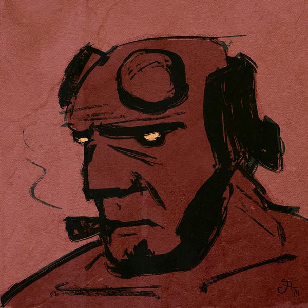 2014-8-20 Hellboy.jpg