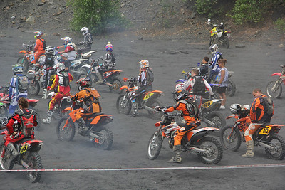 RORR Race, Day 2, Main Event, Mountains west of Tamaqua (6-24-2012)