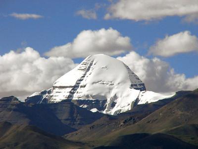 Традиционная экспедиция к горе Кайлас 58 К. Июль 2013 года