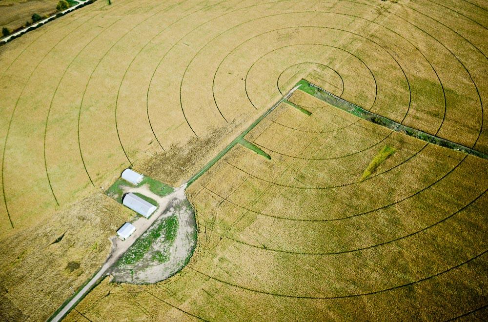 . A farm southeast of St. Paul. (Pioneer Press: Ben Garvin)