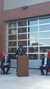 2017 Fire station dedication